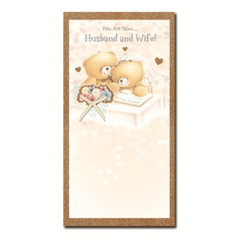Forever Friends Wedding Day Card