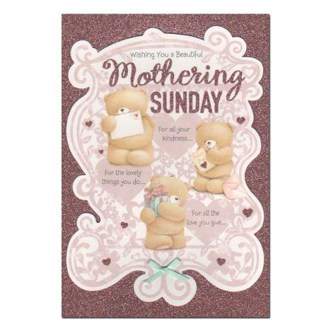 Mothering Sunday Forever Friends Mothers Day Card
