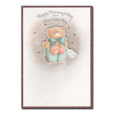 Mummy From Little Boy Forever Friends Mothers Day Card