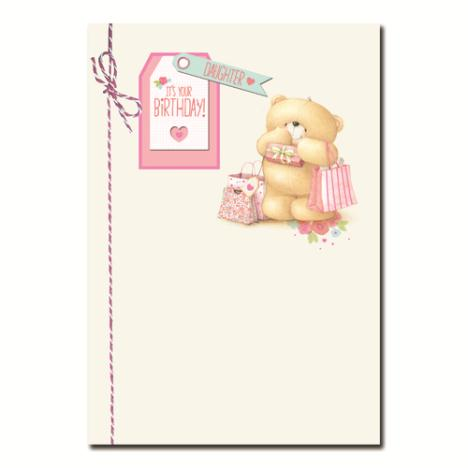 Daughter Birthday Forever Friends Card