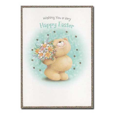 Wishing a Happy Easter Forever Friends Card