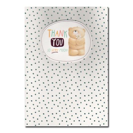 Thank You So Much Forever Friends Card