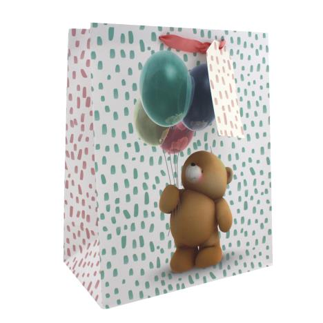 Medium Forever Friends Balloons Gift Bag