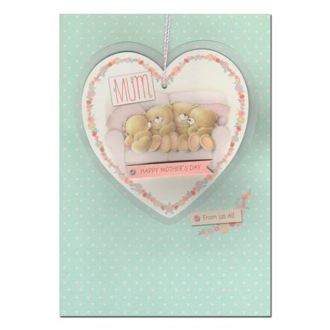 Mum Forever Friends Mothers Day Card