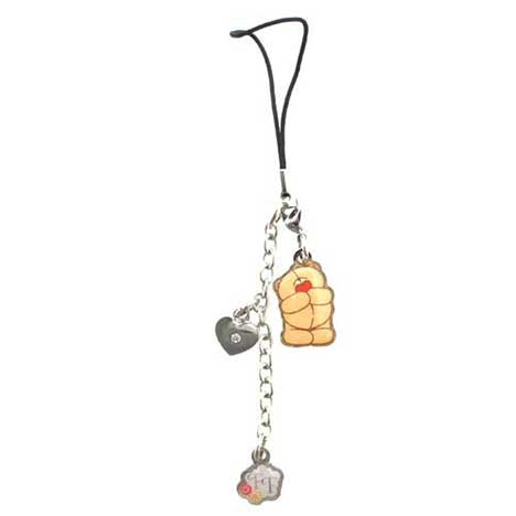 Bunches of Love Forever Friends Mobile Phone Charm