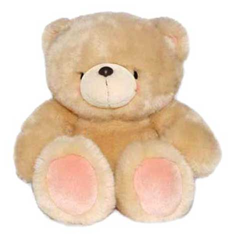 "16"" Forever Friends Plain Bear"