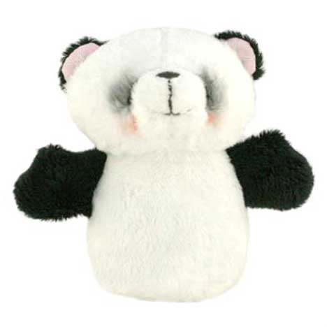 Forever Friends Around the World Bamboo the Panda Cutie