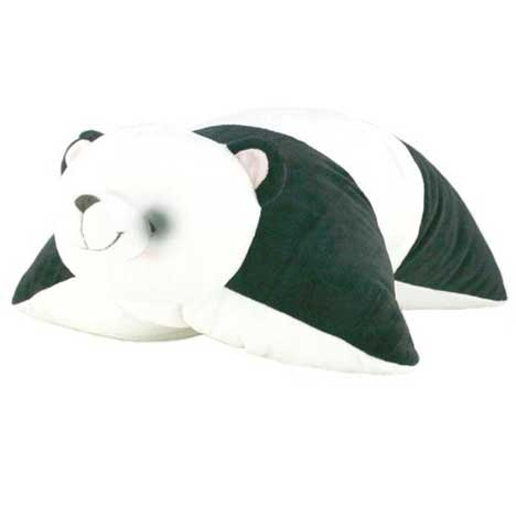 Forever Friends Panda Bear Pillow Pal