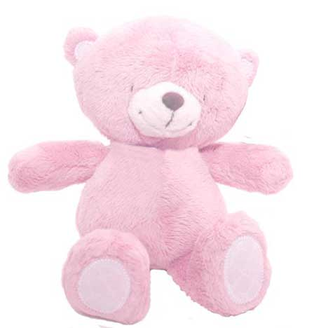 "8"" Pink Forever Friends Bear"