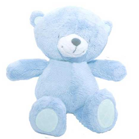 "8"" Blue Forever Friends Bear"