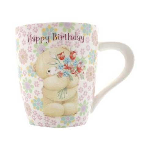 Happy Birthday Forever Friends Mug Sff Store