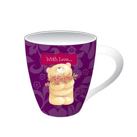 With Love Forever Friends Mug