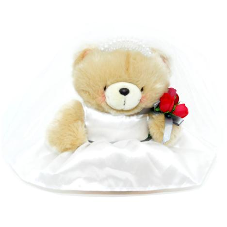 "10"" Bride Forever Friends Bear"