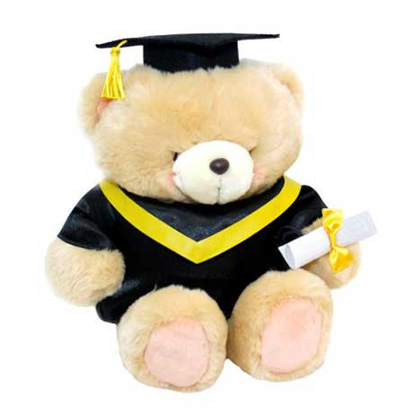 "16"" Graduation Forever Friends Bear"