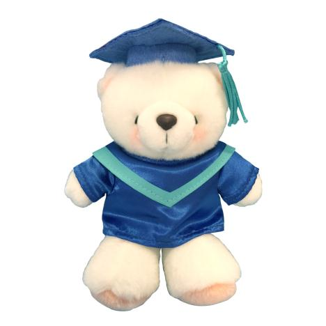 "6"" Blue Graduation Forever Friends Bear"