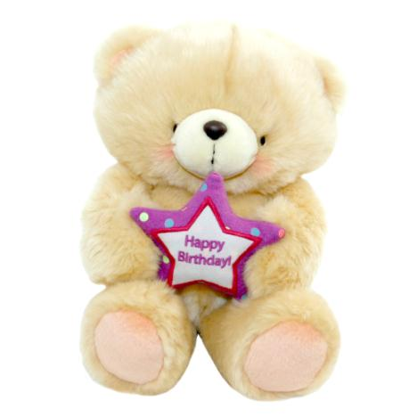 "10"" Birthday Star Forever Friends Bear"
