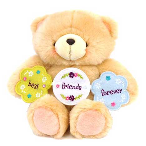 "10"" Forever Friends Best Friends Forever Bear"