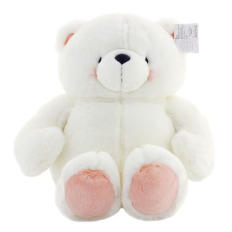 "22"" White Forever Friends Bear"