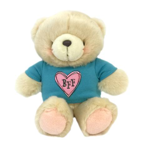 "8"" Forever Friends Bear with BFF T-Shirt"