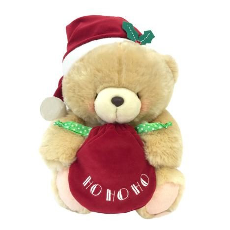 "16"" Santas Helper Forever Friends Bear"