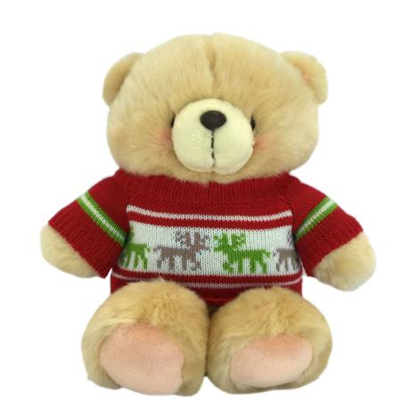 "10"" Reindeer Jumper Forever Friends Bear"
