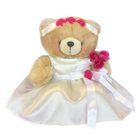 "10"" Bride Forever Friends Wedding Bear"