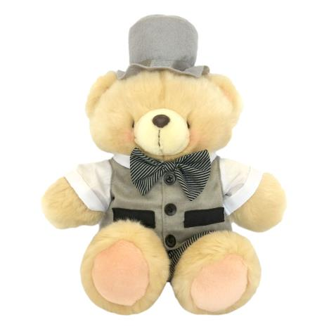 "10"" Groom Forever Friends Wedding Bear"
