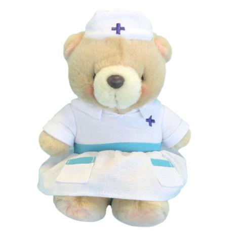 "6"" Nurse Forever Friends Bear"