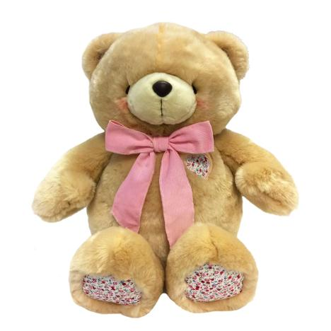 "22"" Floral Patterned Forever Friends Bear"