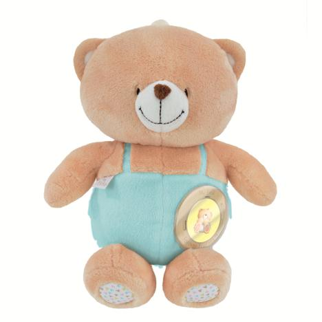 My First Forever Friends Chime Bear Blue