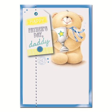 Daddy Forever Friends Fathers Day Card