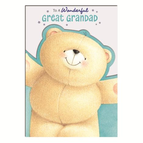 Great Grandad Forever Friends Fathers Day Card