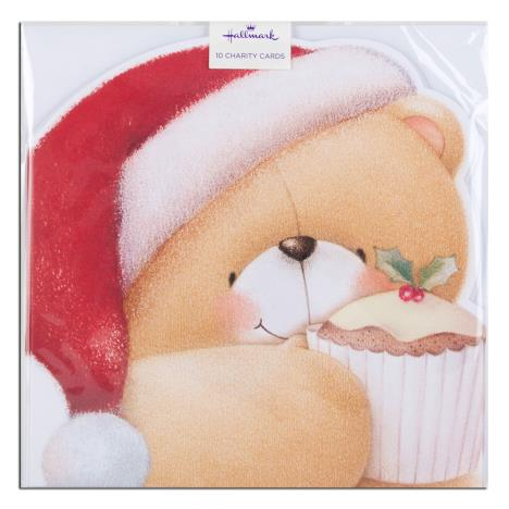 Forever Friends Charity Christmas Cards Pack of 10