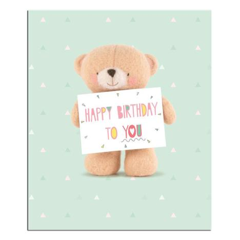 Happy Birthday To You Forever Friends Card