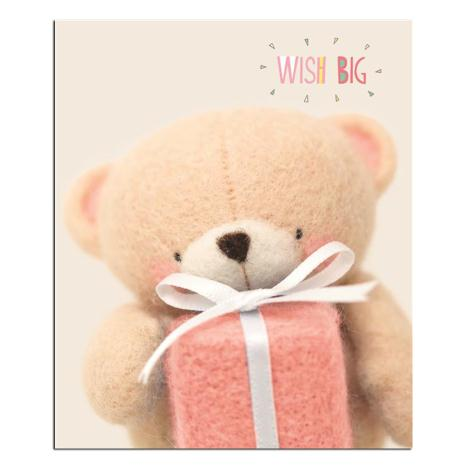 Wish Big Forever Friends Birthday Card