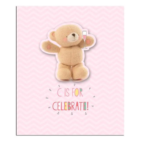 C Is For Celebrate Forever Friends Card