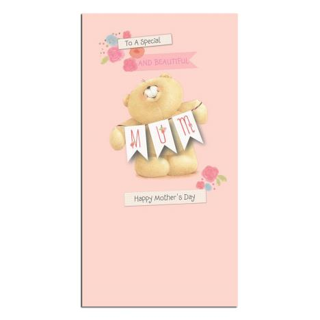 Beautiful Mum Forever Friends Mothers Day Card