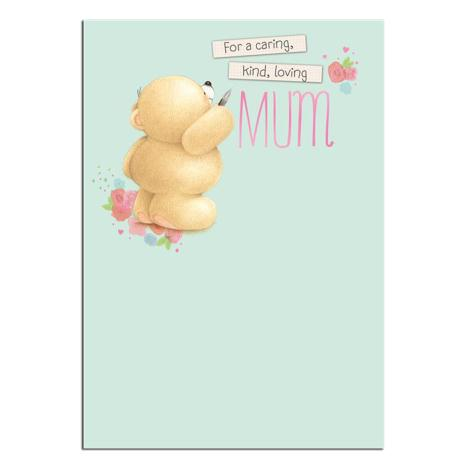Kind Loving Mum Birthday Forever Friends Card