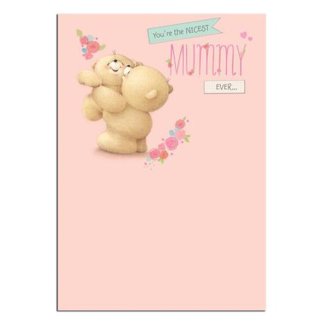 Mummy Birthday Forever Friends Card