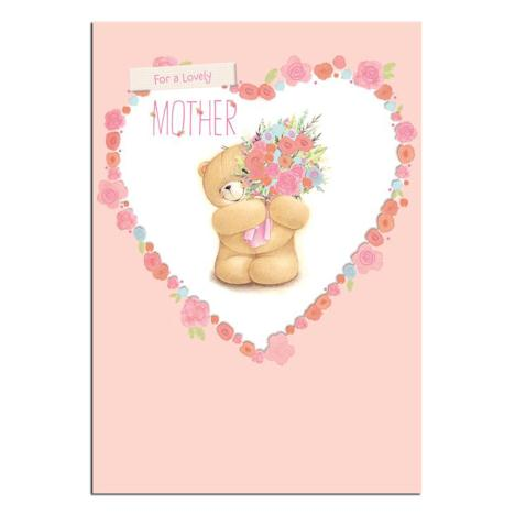 Lovely Mother Birthday Forever Friends Card