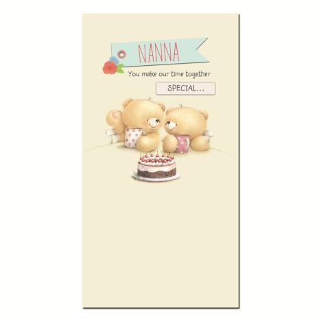 Nanna Birthday Forever Friends Card