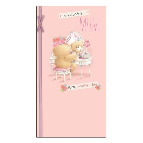 Wonderful Mum Forever Friends Mothers Day Card