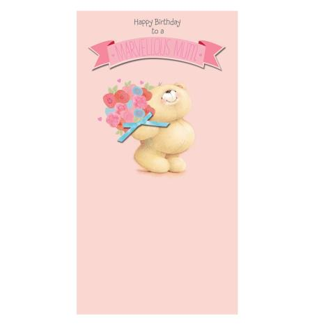 Marvellous Mum Birthday Forever Friends Card