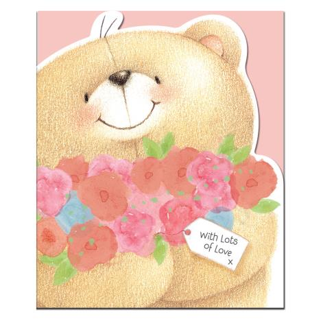 Lots Of Love Forever Friends Birthday Card