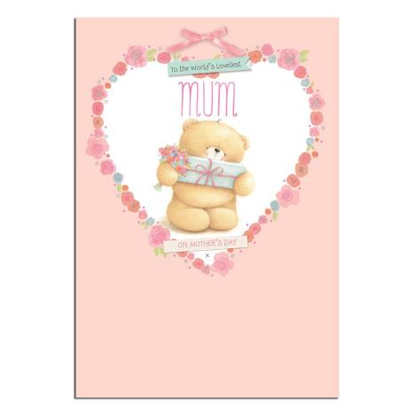 Loveliest Mum Forever Friends Mothers Day Card