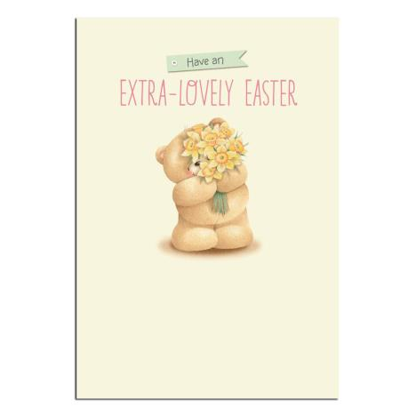 Easter Wishes Forever Friends Easter Card (Pack of 8)