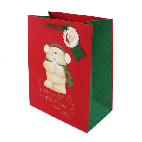 Small Forever Friends Christmas Gift Bag