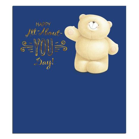 Happy You Day Forever Friends Birthday Card