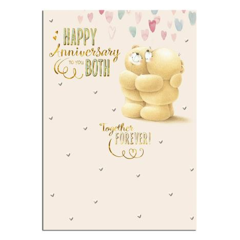 To You Both Forever Friends Anniversary Card