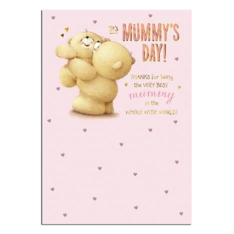 Mummys Day Forever Friends Mothers Day Card